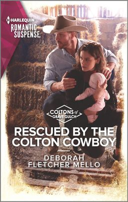 Rescued by the Colton Cowboy