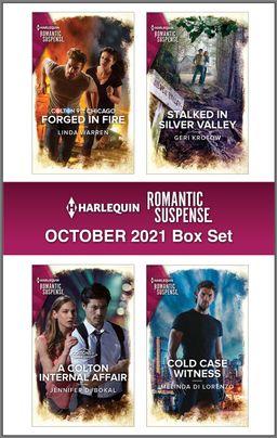 Harlequin Romantic Suspense October 2021 Box Set