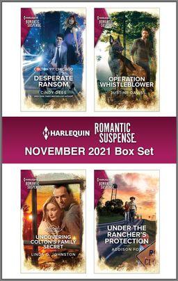 Harlequin Romantic Suspense November 2021 Box Set