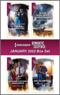 Harlequin Romantic Suspense January 2022 - Box Set