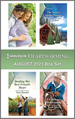 Harlequin Heartwarming August 2021 Box Set