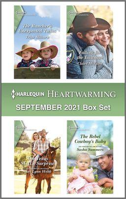 Harlequin Heartwarming September 2021 Box Set