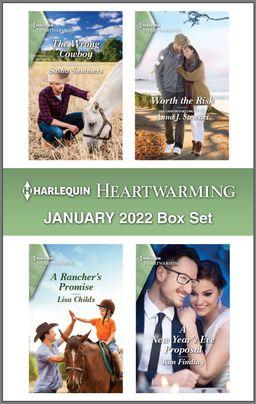 Harlequin Heartwarming January 2022 Box Set