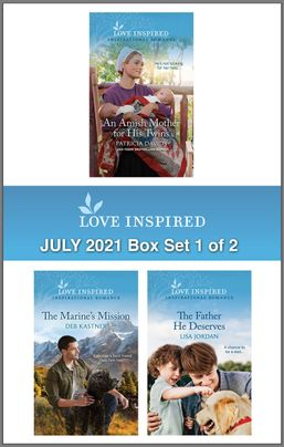 Love Inspired July 2021 - Box Set 1 of 2