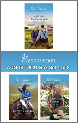 Love Inspired August 2021 - Box Set 1 of 2