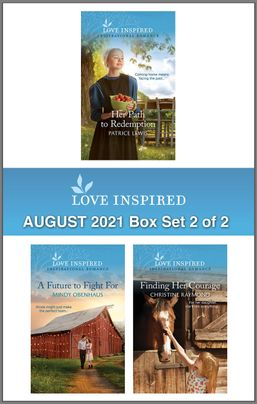 Love Inspired August 2021 - Box Set 2 of 2