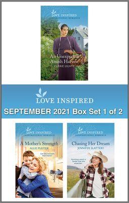 Love Inspired September 2021 - Box Set 1 of 2