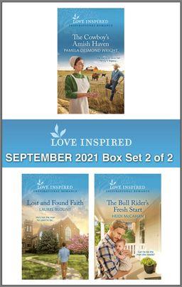 Love Inspired September 2021 - Box Set 2 of 2