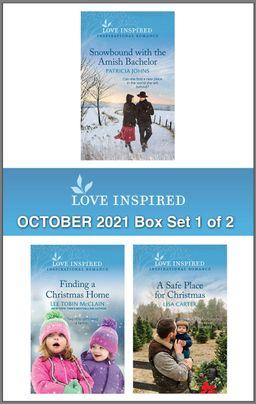 Love Inspired October 2021 - Box Set 1 of 2