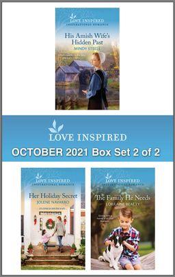 Love Inspired October 2021 - Box Set 2 of 2