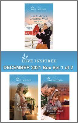 Love Inspired December 2021 - Box Set 1 of 2