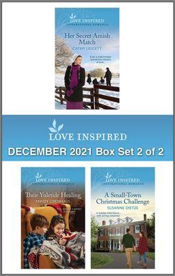 Love Inspired December 2021 - Box Set 2 of 2