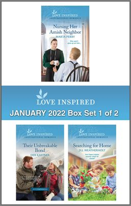 Love Inspired January 2022 - Box Set 1 of 2