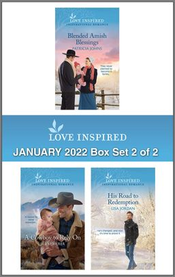 Love Inspired January 2022 - Box Set 2 of 2