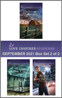 Love Inspired Suspense September 2021 - Box Set 2 of 2