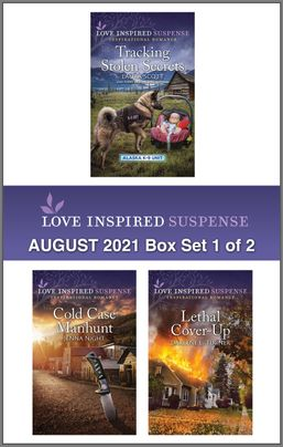 Love Inspired Suspense August 2021 - Box Set 1 of 2