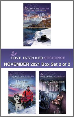 Love Inspired Suspense November 2021 - Box Set 2 of 2