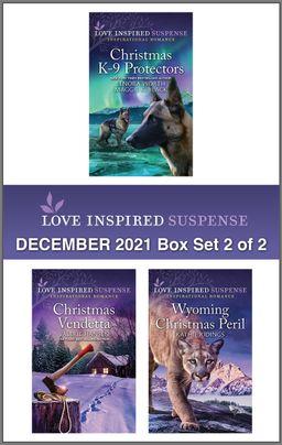 Love Inspired Suspense December 2021 - Box Set 2 of 2