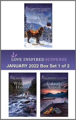 Love Inspired Suspense January 2022 - Box Set 1 of 2