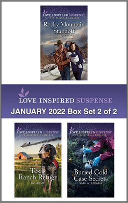 Love Inspired Suspense January 2022 - Box Set 2 of 2