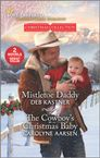 Mistletoe Daddy and The Cowboy's Christmas Baby