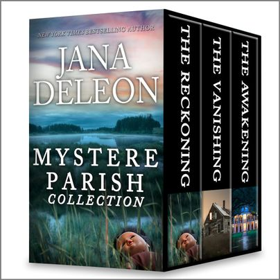 Mystere Parish Complete Collection
