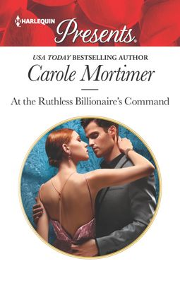 Harlequin | At the Ruthless Billionaire's Command