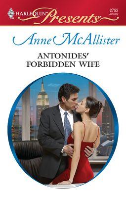 Antonides' Forbidden Wife