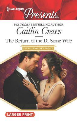 The Return of the Di Sione Wife