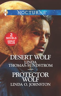 Desert Wolf & Protector Wolf