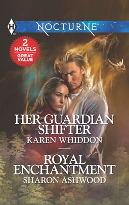 Her Guardian Shifter & Royal Enchantment