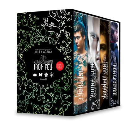 The Iron Fey Boxed Set 2