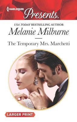 The Temporary Mrs. Marchetti