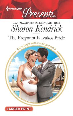 The Pregnant Kavakos Bride