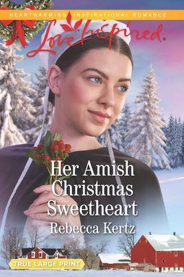 Her Amish Christmas Sweetheart