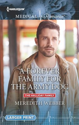 A Forever Family for the Army Doc