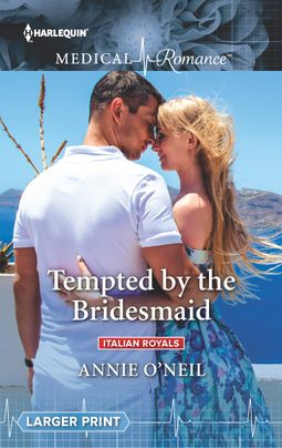Tempted by the Bridesmaid