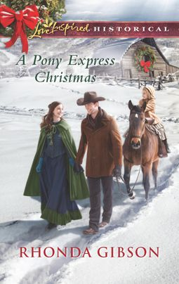 A Pony Express Christmas