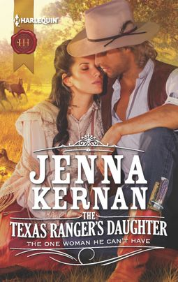 The Texas Ranger's Daughter