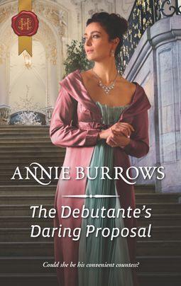 The Debutante's Daring Proposal