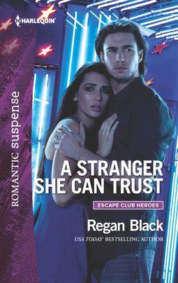 A Stranger She Can Trust