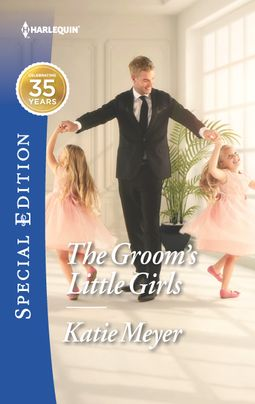 The Groom's Little Girls
