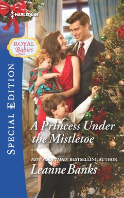 A Princess Under the Mistletoe