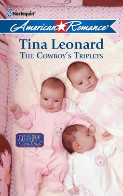 The Cowboy's Triplets