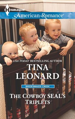 The Cowboy SEAL's Triplets
