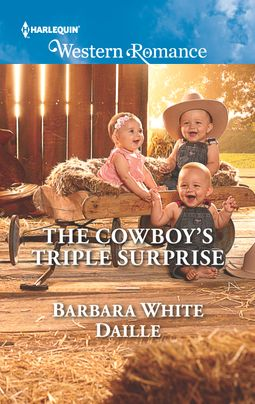 The Cowboy's Triple Surprise