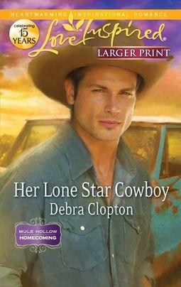 Her Lone Star Cowboy