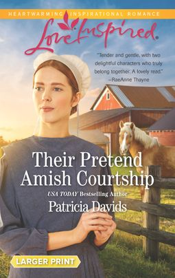 Their Pretend Amish Courtship
