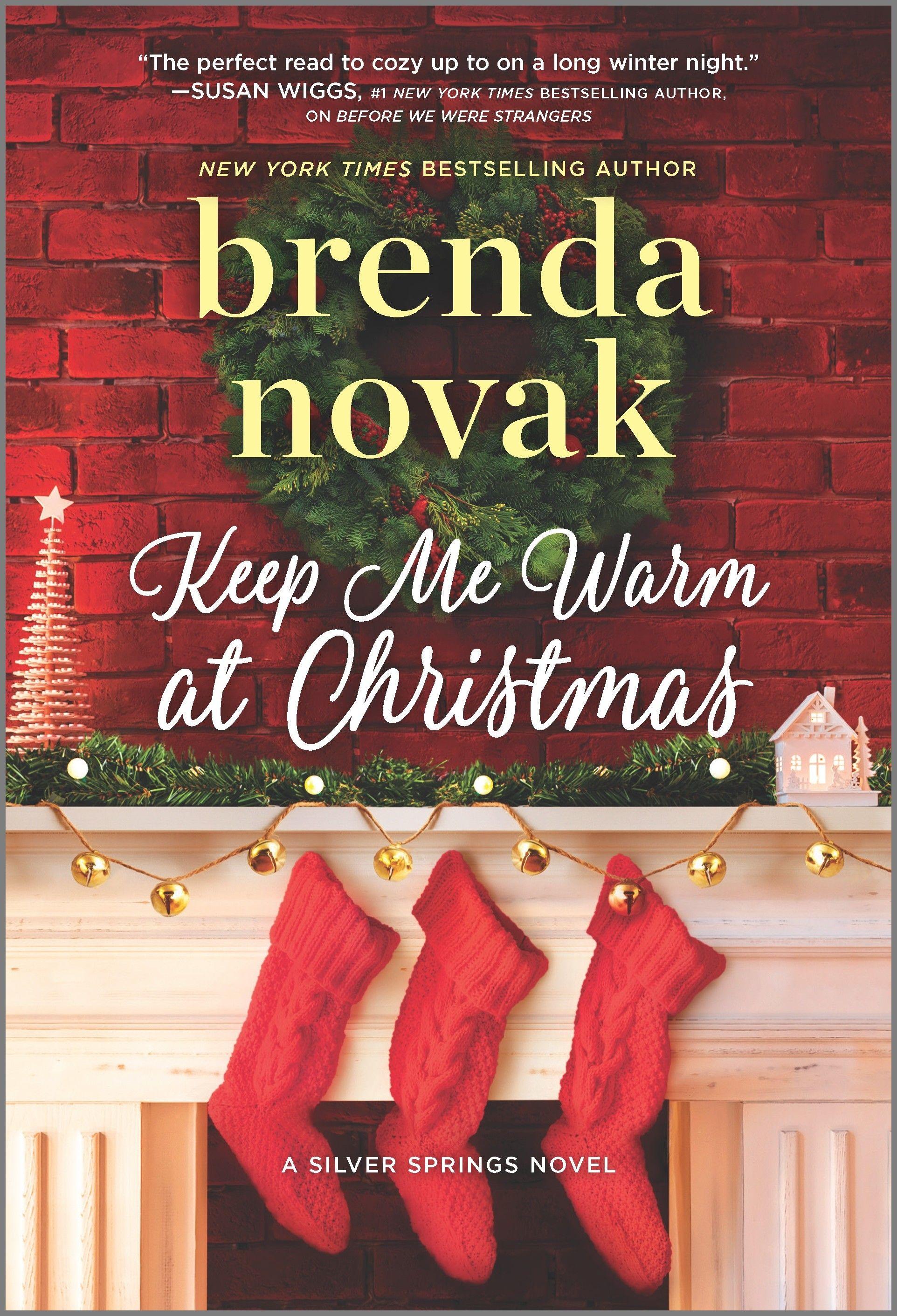 Keep Me Warm at Christmas by Brenda Novak