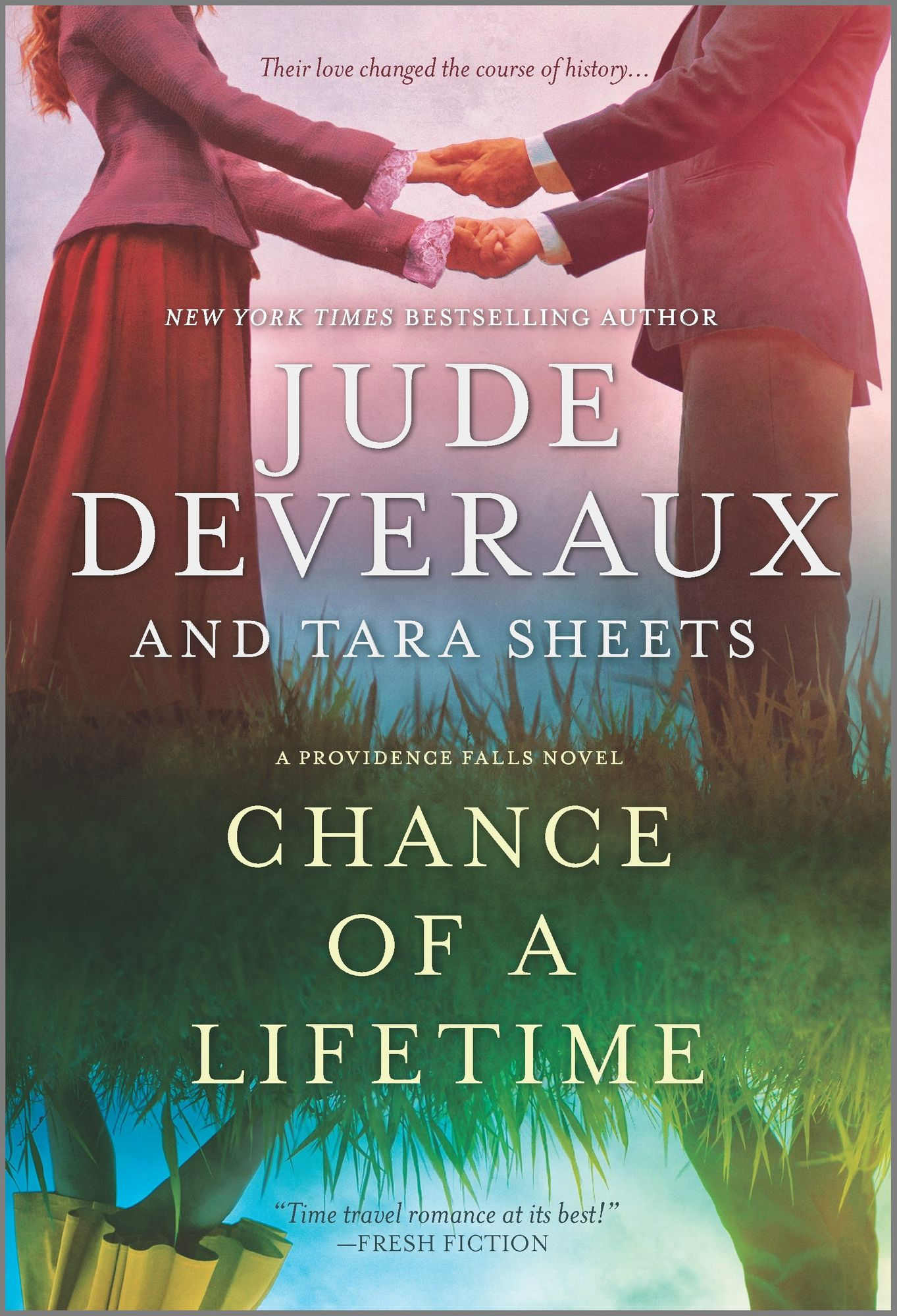 Chance of a Lifetime by Jude Deveraux and Tara Sheets
